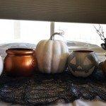 Dollar Store Halloween Mini Vases