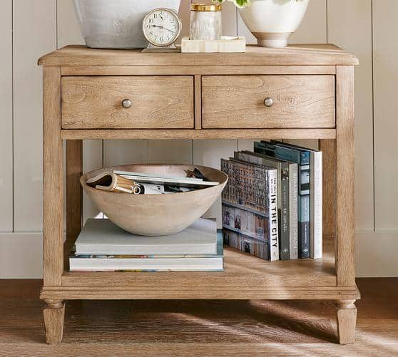 Make These Pottery Barn Inspired Night Stands