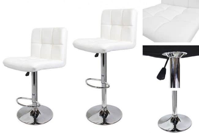 Products We Love: Modern Swivel Bar Stools