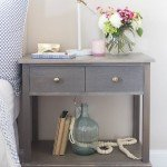 Beautiful Pottery Barn Inspired Nightstands