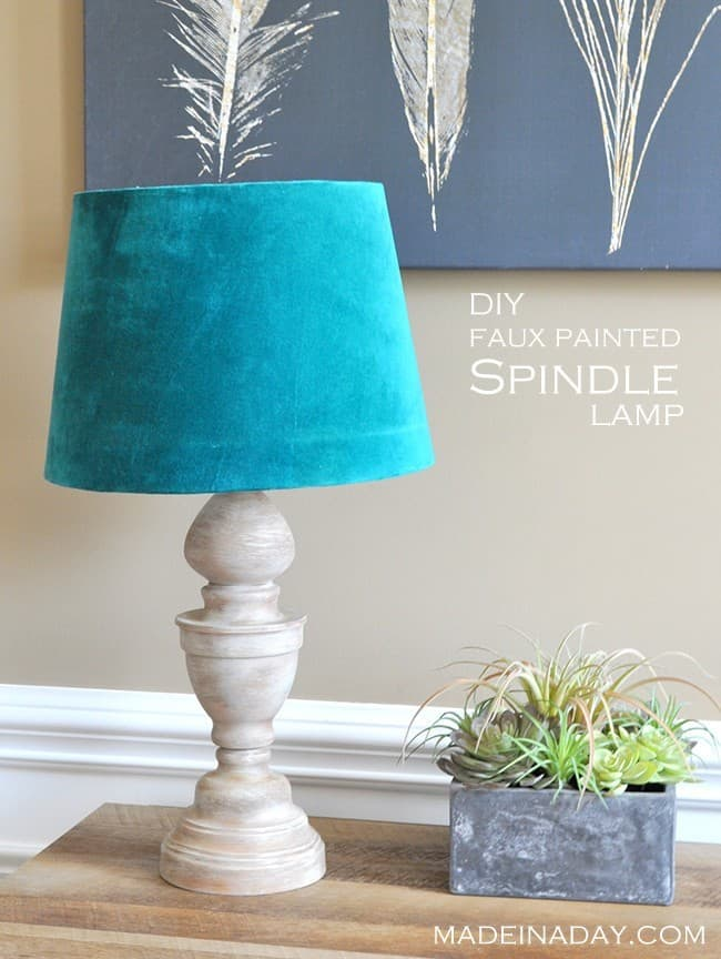 diy-faux-painted-spindle-lamp-madeinday-com_