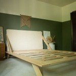 Modern Bed Frame DIY