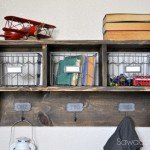 Hanging Cubby Organizer