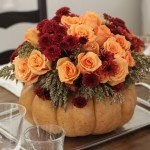The Easiest Thanksgiving Centerpiece