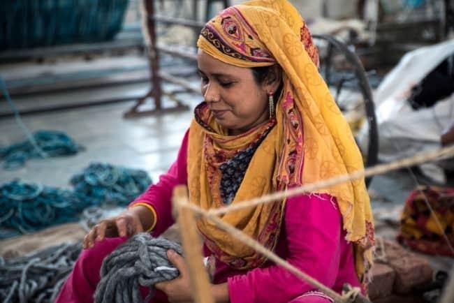 Sukhi artisan in India