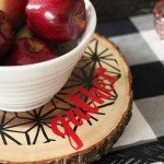 Easy Updated Thanksgiving Trivet