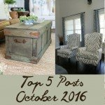 Top 5 Posts for October 2016