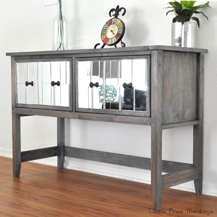 16 Crazy Cool Console Tables Knockoffdecor Com