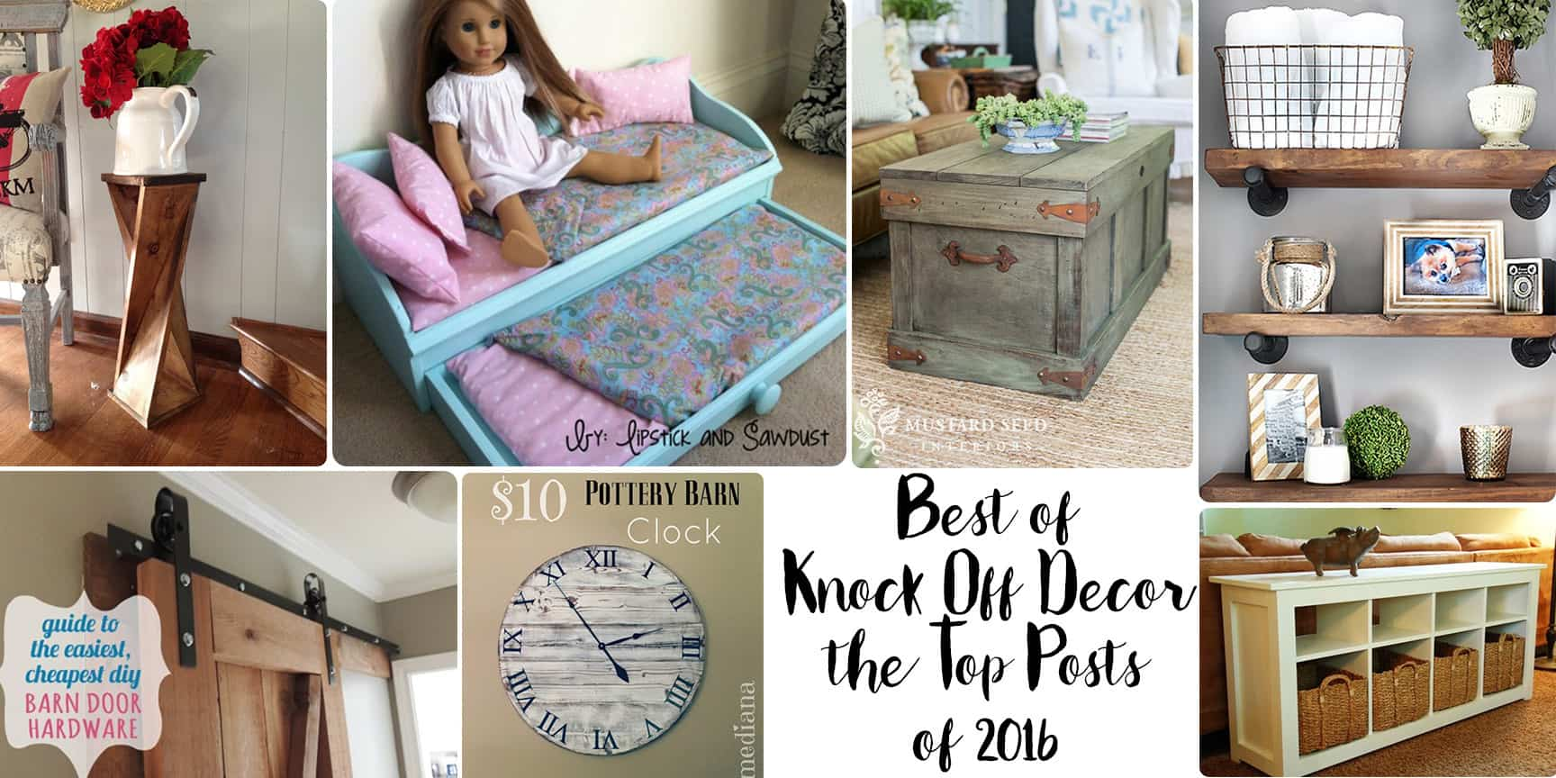 The Best Of Knock Off Decor 2016 Knockoffdecor Com