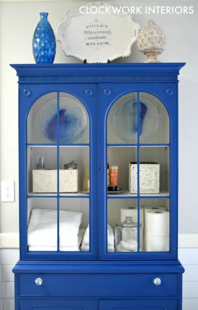 Ideal This is Cynthia us finished bathroom cabinet