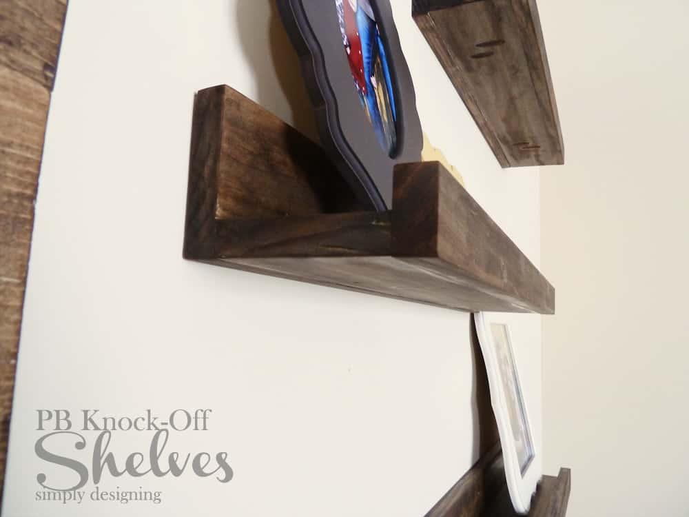 knock off shelves