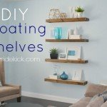 Beautiful Floating Shelves