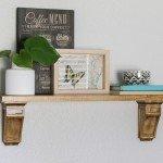 Beautiful Wall Shelf DIY