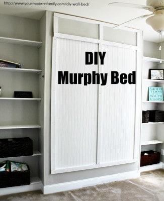 Unique  Your Modern Family u Murphy Bed