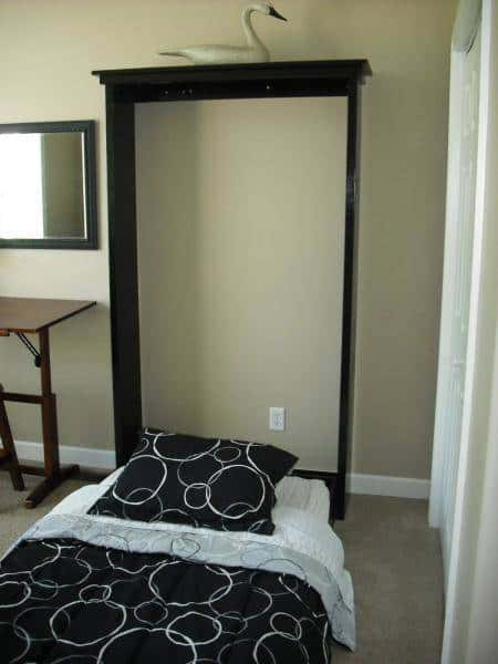 Ana White Murphy Bed