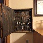 DIY Key Cabinet
