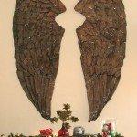 DIY Pottery Barn Angel Wings