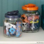 Kid's Room Storage- A Toy Car Jar