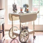 Amazing Tea Trolley Makeover