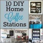 10 DIY Home Coffee Stations