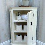Small Corner Cabinet DIY
