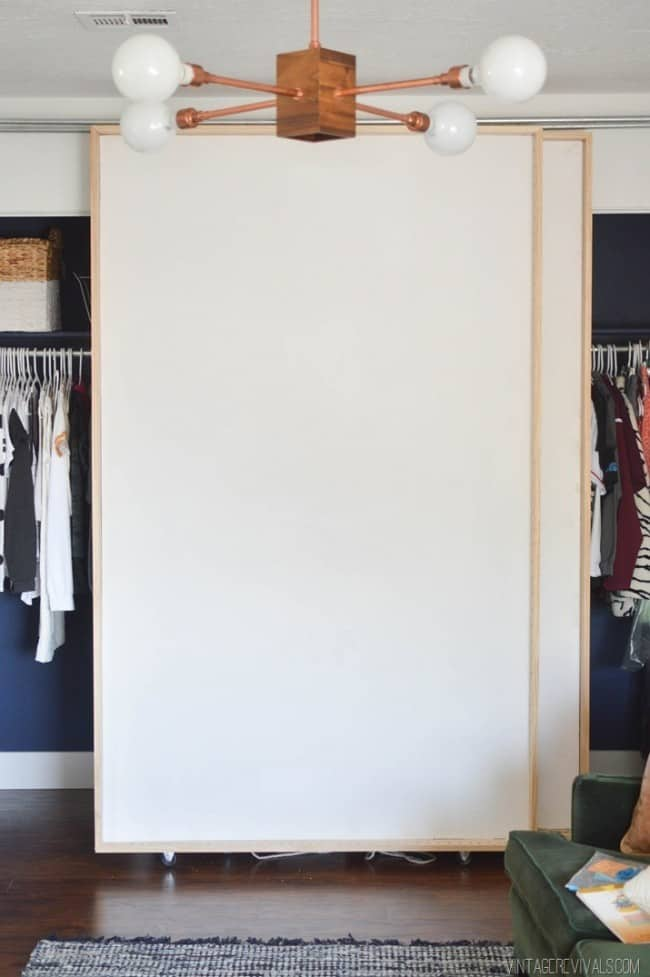 Make Your Own Bypass Barn Door