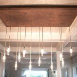 Beautiful Industrial Dining Room Chandelier