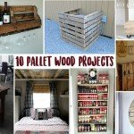 10 Pallet Wood Projects