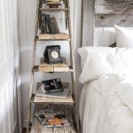 Vintage Ladder Makeover