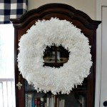 Anthropologie Inspired Pom-Pom Wreath