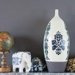 Give Your Old Ceramic Vases A Pottery Barn Makeover