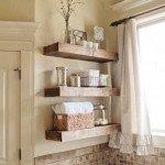 Super Simple Floating Shelves