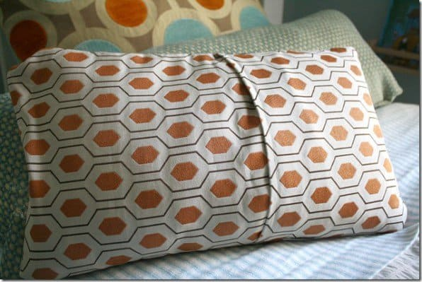 Orange-Pillow-II