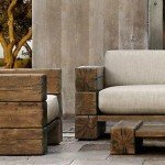 Outdoor Furniture For the Rustic At Heart