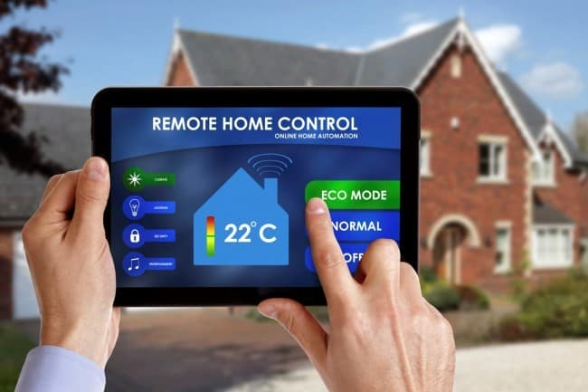 Remote Control for Home Automation