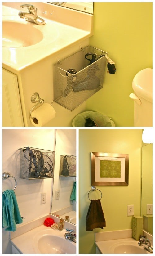 8 Simple DIY Bathroom Storage Ideas - KnockOffDecor.com