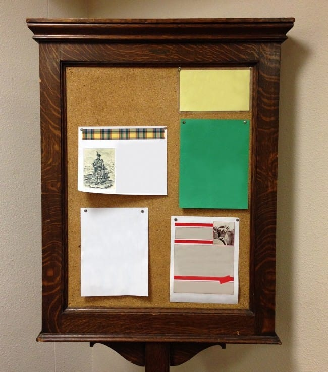 Simple Bulletin Board Transformations