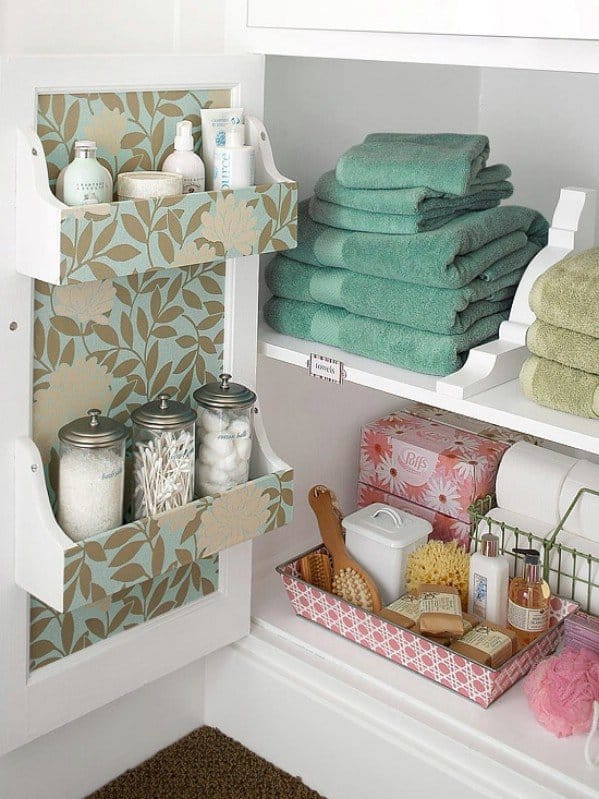 "DIY n Crafts, ""Linen Organizer"""