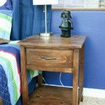 Simple Nightstand With Lots of Charm