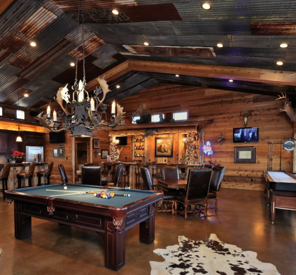 Photo Ultimate Man Cave