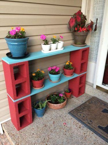 Mason block Shelves