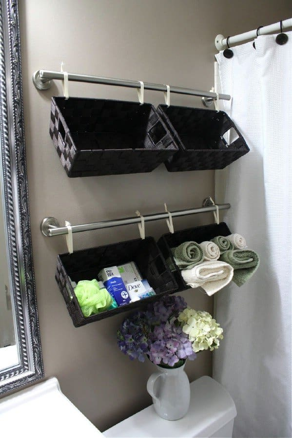 "DIY n Crafts, ""Mounted Baskets"""