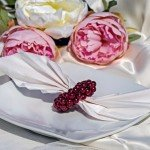 Create Your Own Quick And Easy Napkin Rings