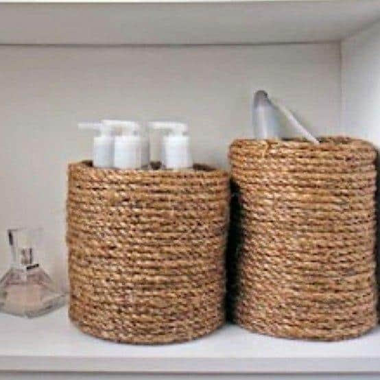 "DIY n Crafts, ""Yarn Containers"""