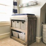 Practical, Versatile, Economical Baby Changing Table