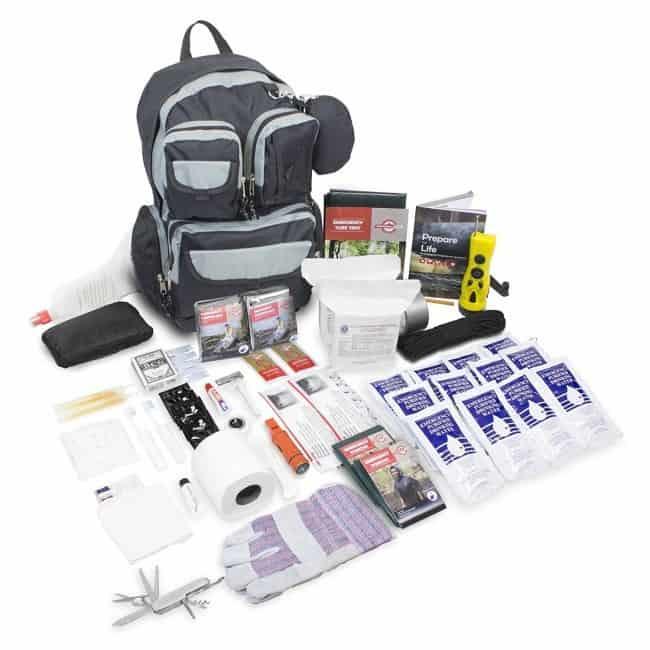 Emergency Zone Disaster Bag