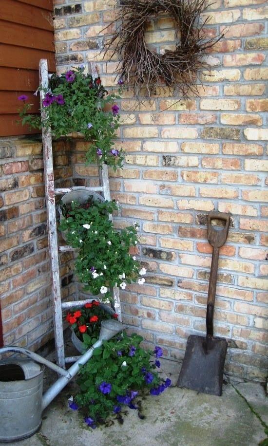 Ladder Garden 1