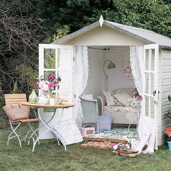 Simple She-Shed