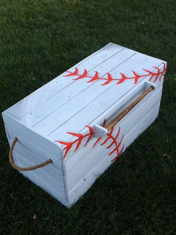 Sports Toy Box