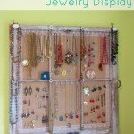 Practical and Pleasing Jewelry Display